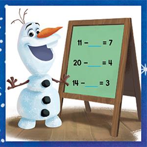 Subtraction (Frozen 2)