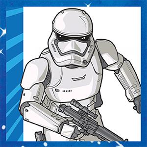 Subtraction 0-12 (Star Wars)