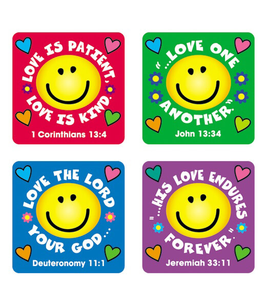 Love Verses Sticker Pack Product Image