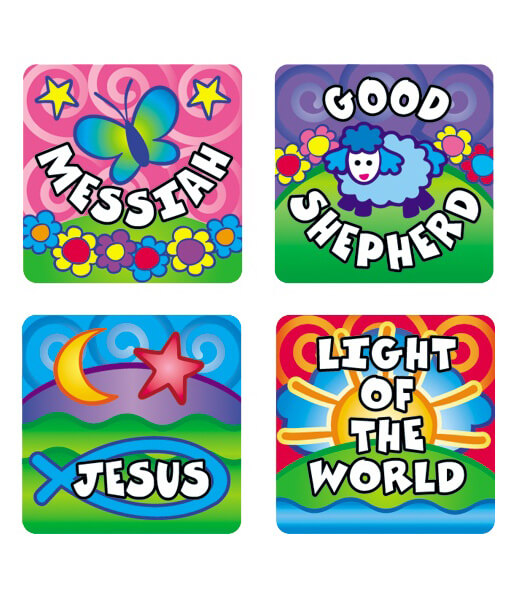 Names of God Sticker Pack Product Image