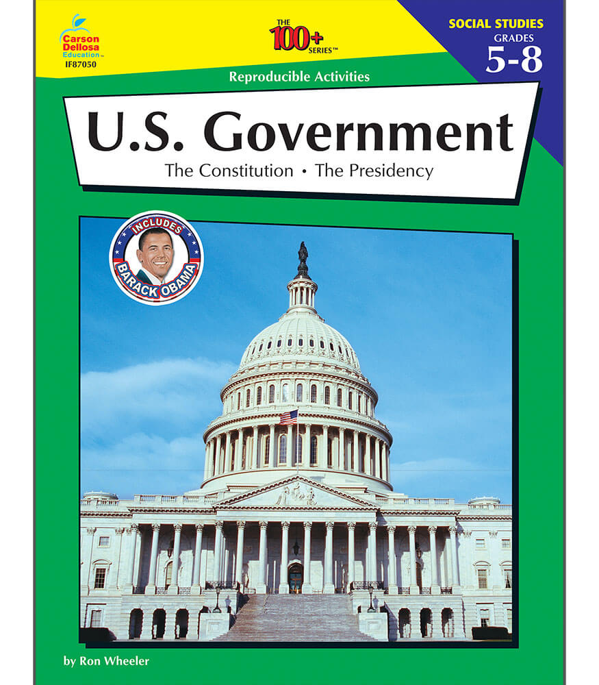 U.S. Government Workbook Product Image