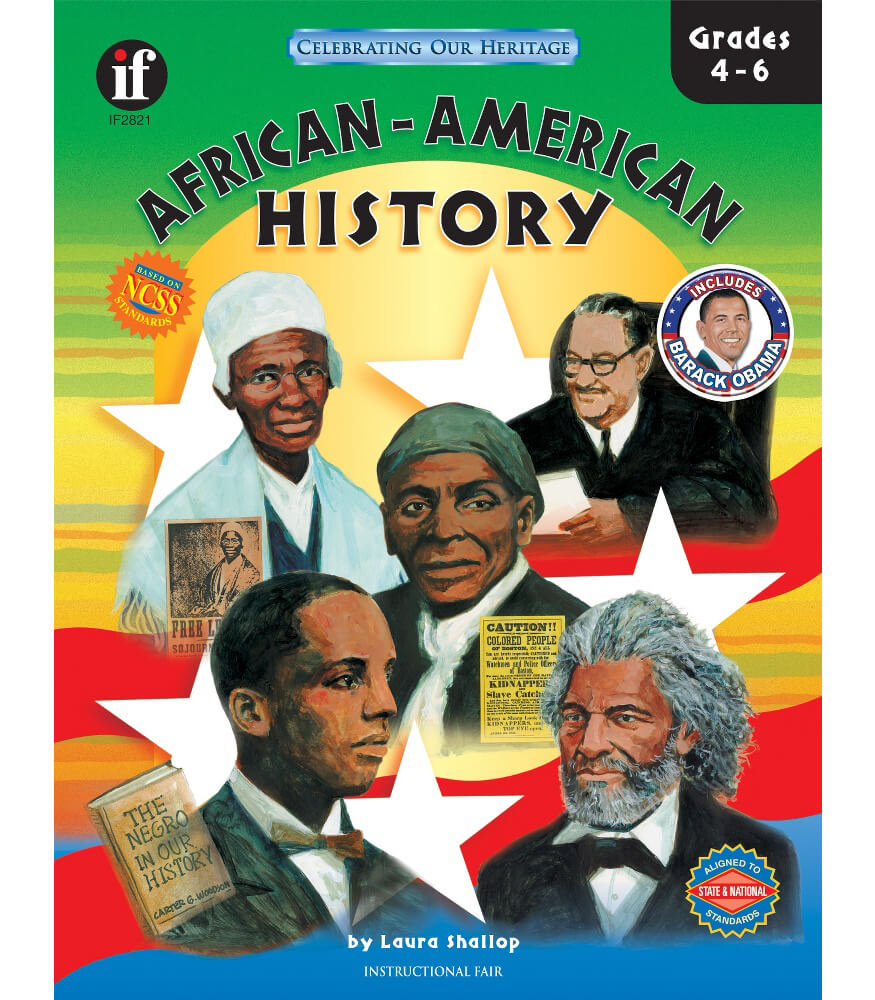 African-American History Resource Book Product Image