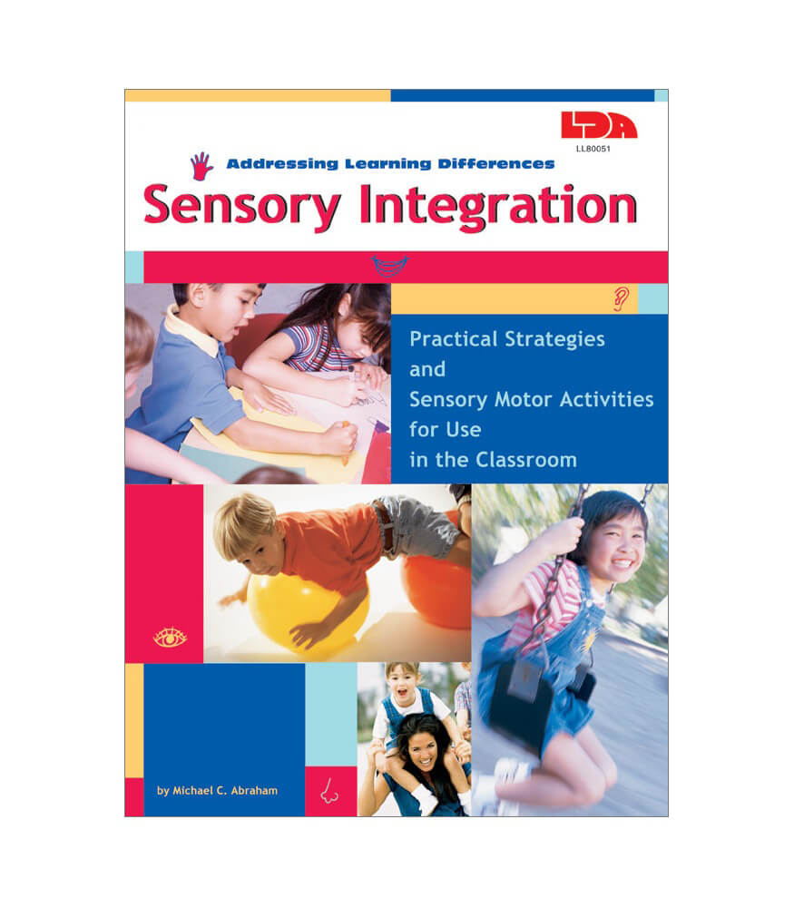 Sensory Integration Resource Book Product Image
