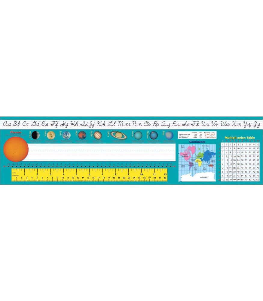 Contemporary Cursive, Intermediate Nameplates Product Image