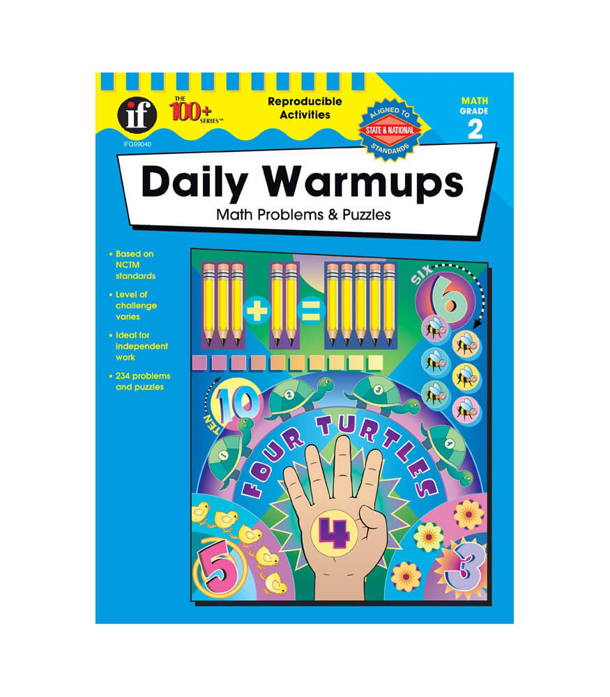 Daily Warmups Workbook Product Image