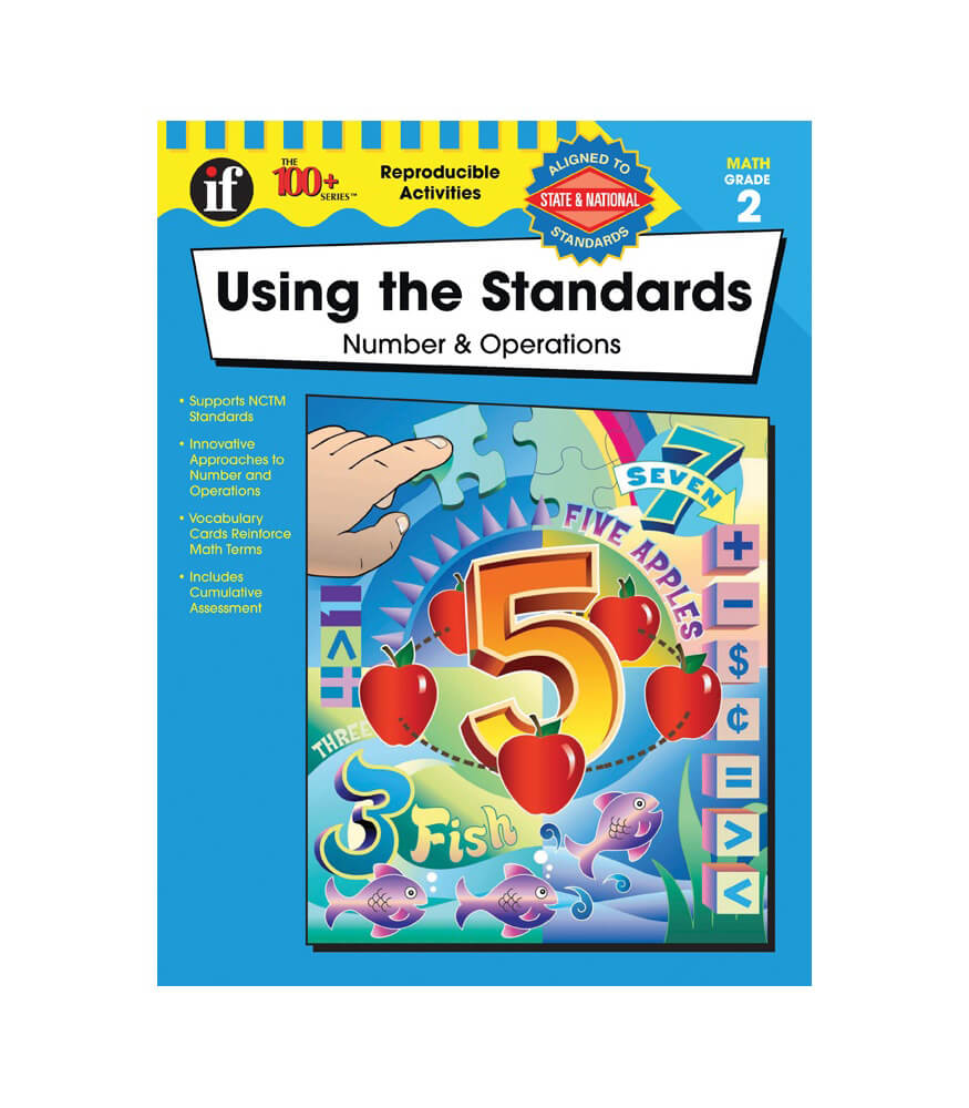 Using the Standards - Number & Operations Workbook Product Image