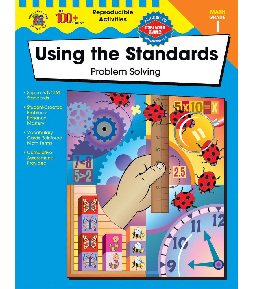 Using the Standards - Problem Solving Workbook Product Image