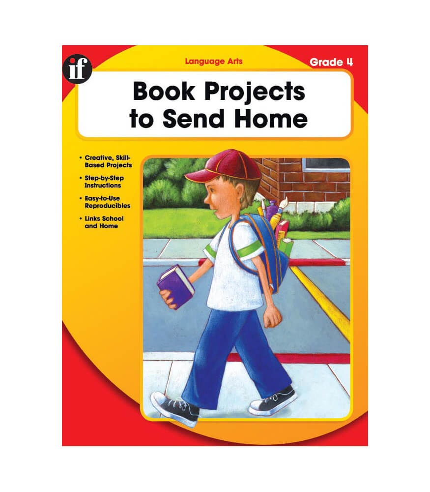 Book Projects to Send Home Resource Book Product Image