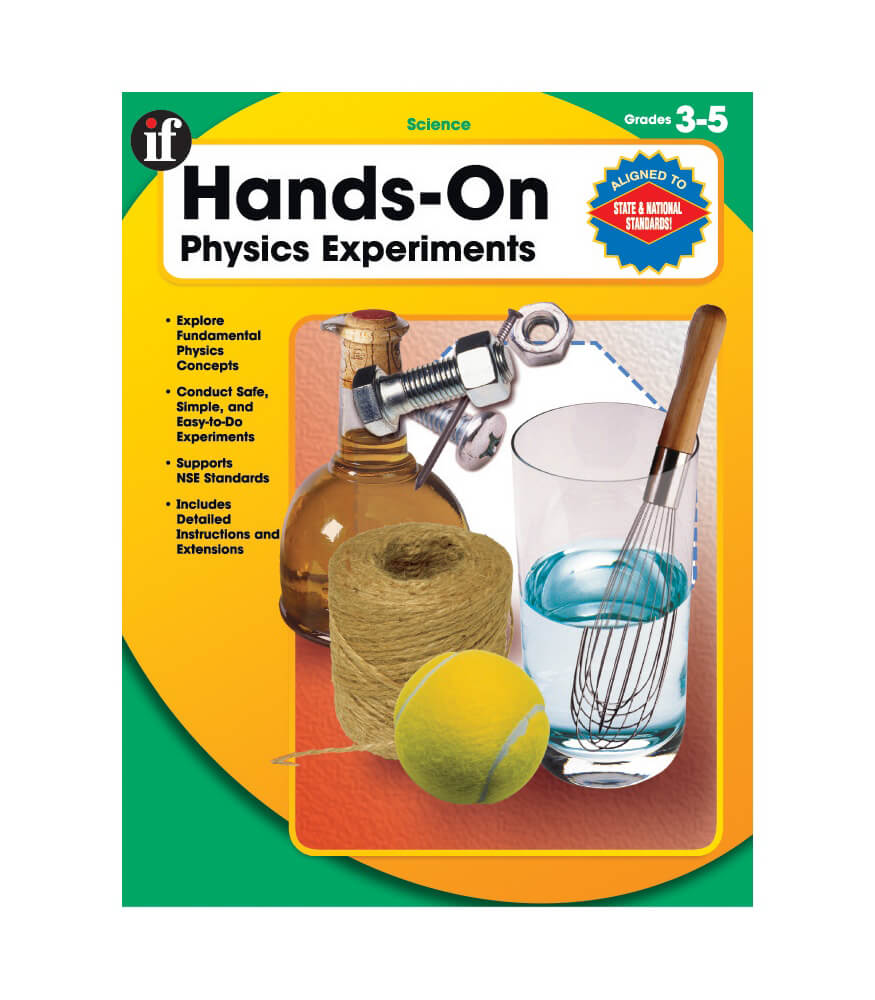 Hands-On Physics Experiments Resource Book Product Image