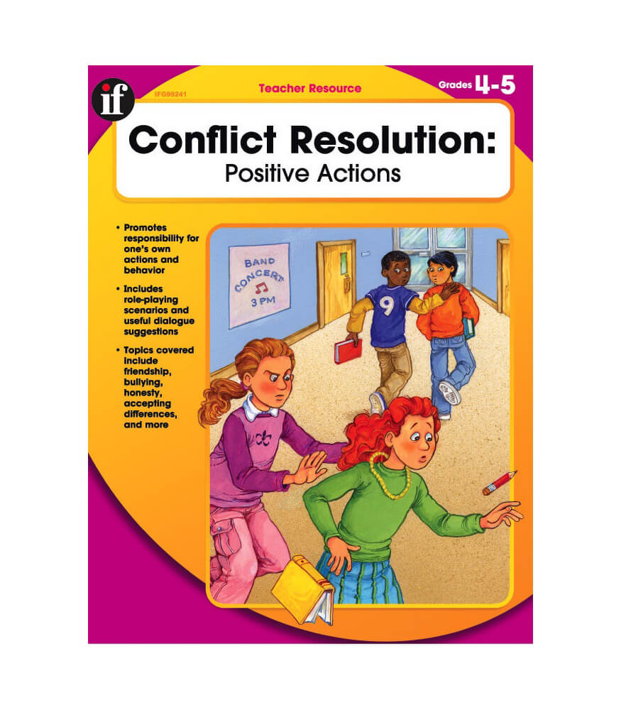 Conflict Resolution Resource Book