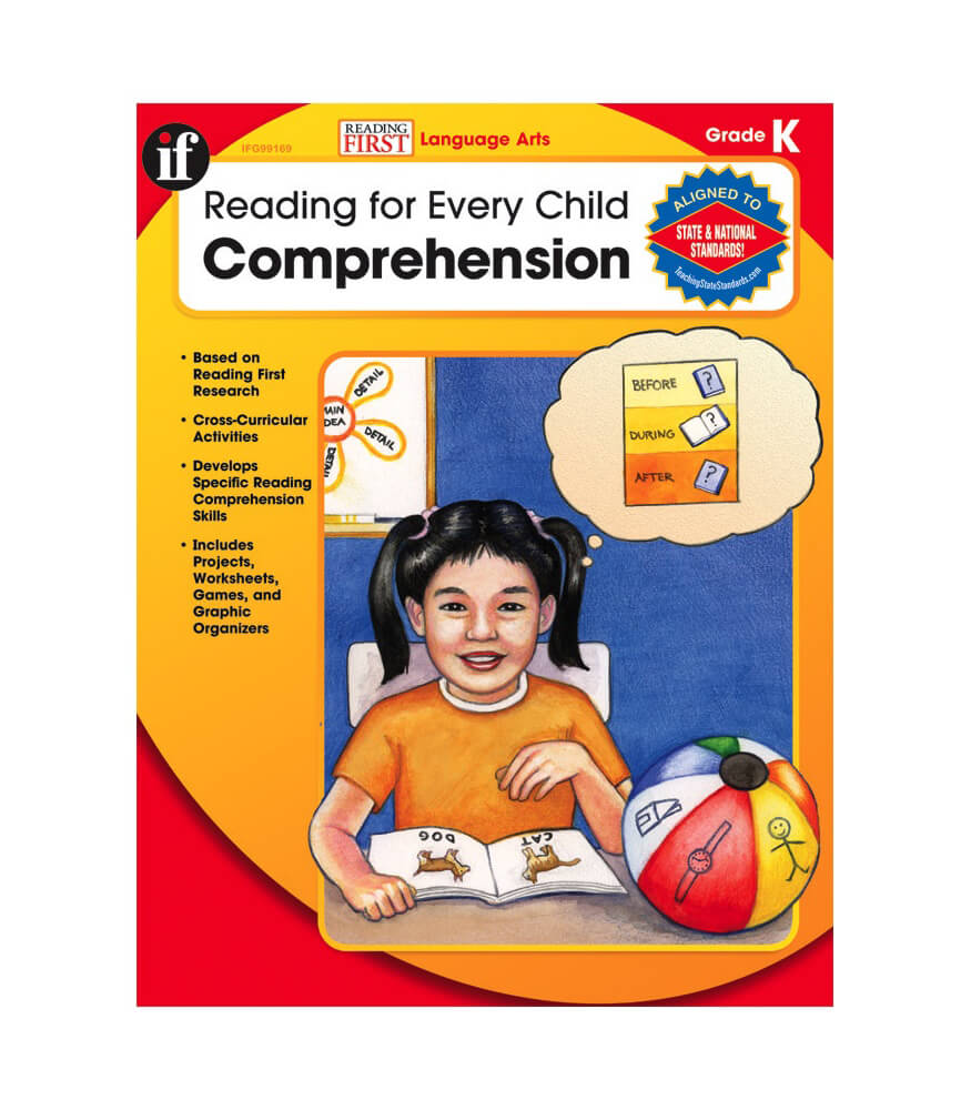 Comprehension Resource Book Product Image