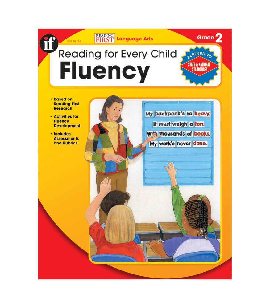 Fluency Resource Book Product Image