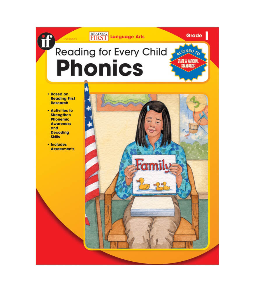 Phonics Resource Book Product Image