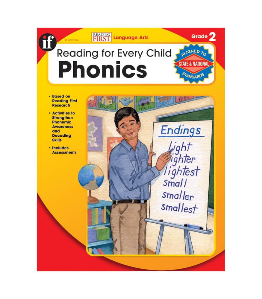 Phonics Resource Book Product Image