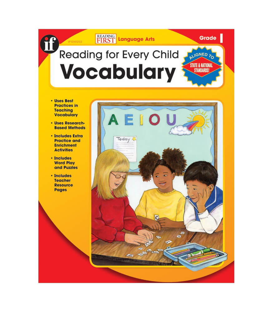 Vocabulary Resource Book Product Image