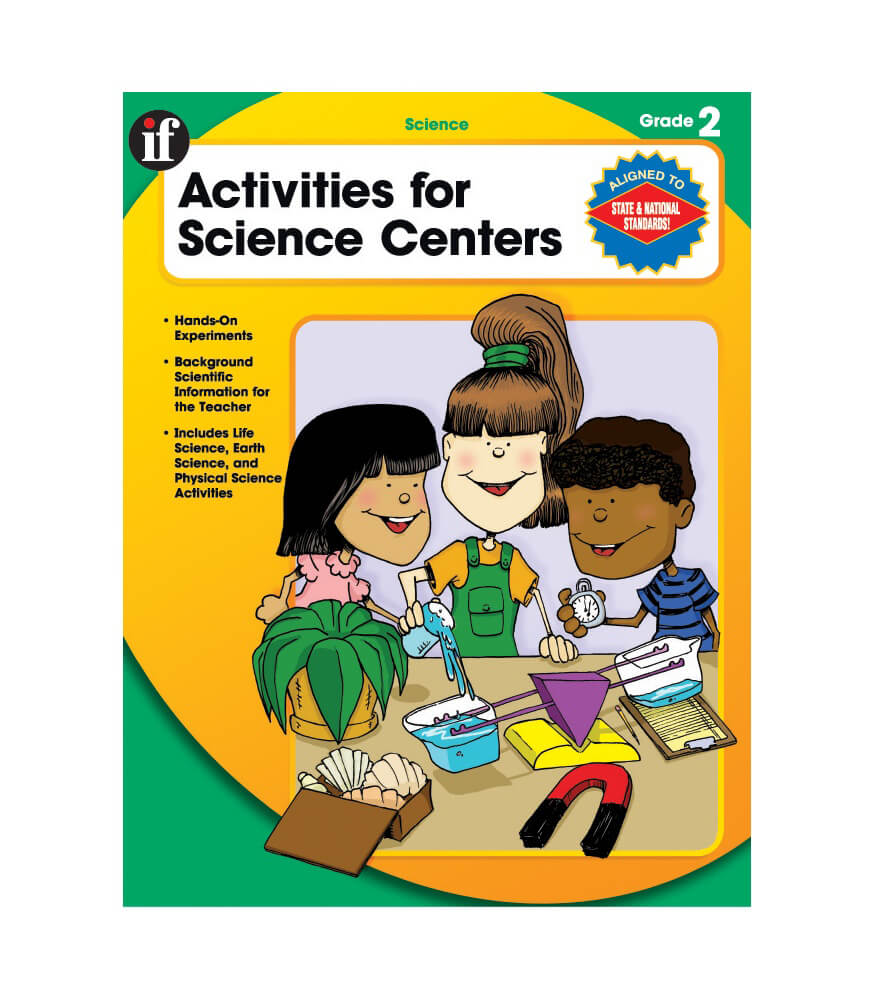 Activities for Science Centers Resource Book Product Image