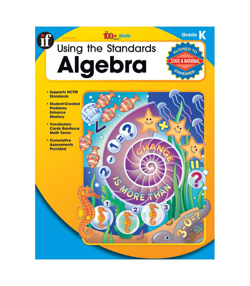 Using the Standards: Algebra Resource Book Product Image
