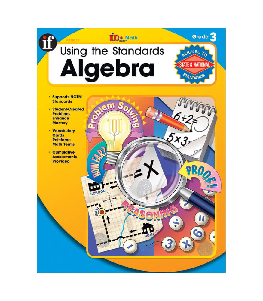 Using the Standards: Algebra Resource Book