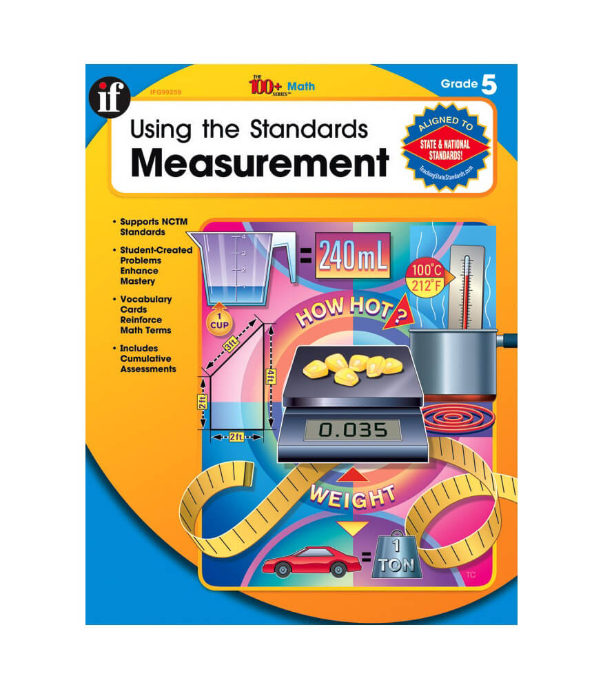 Using the Standards: Measurement Resource Book Product Image