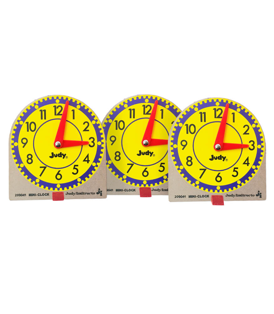 Mini Judy® Clocks Clock