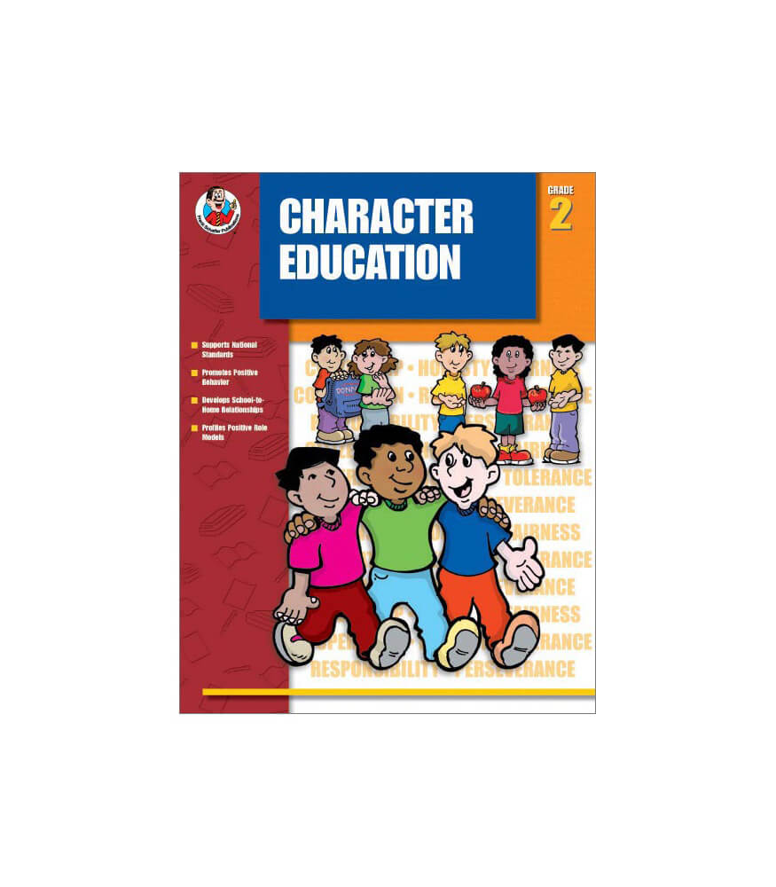 Character Education Resource Book Product Image