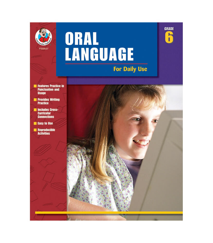 Oral Language For Daily Use Resource Book Grade 6