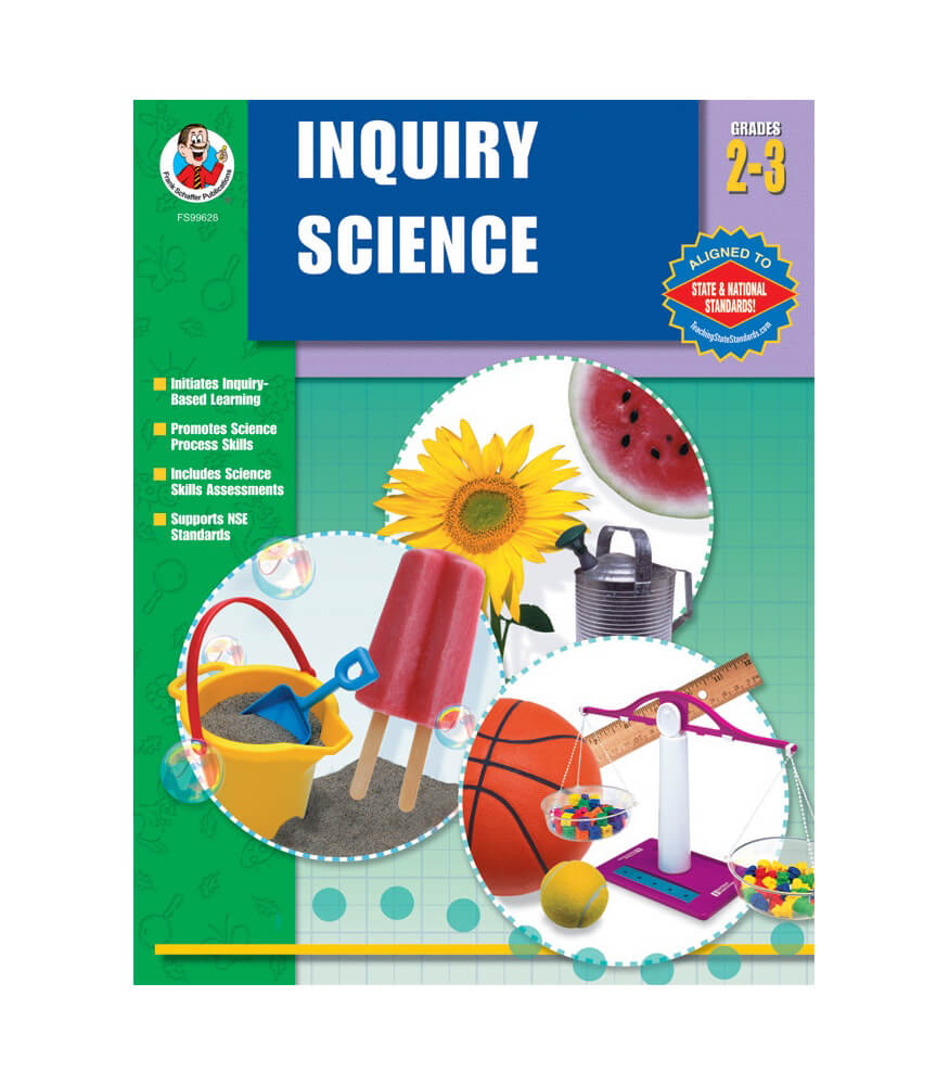 Inquiry Science Workbook