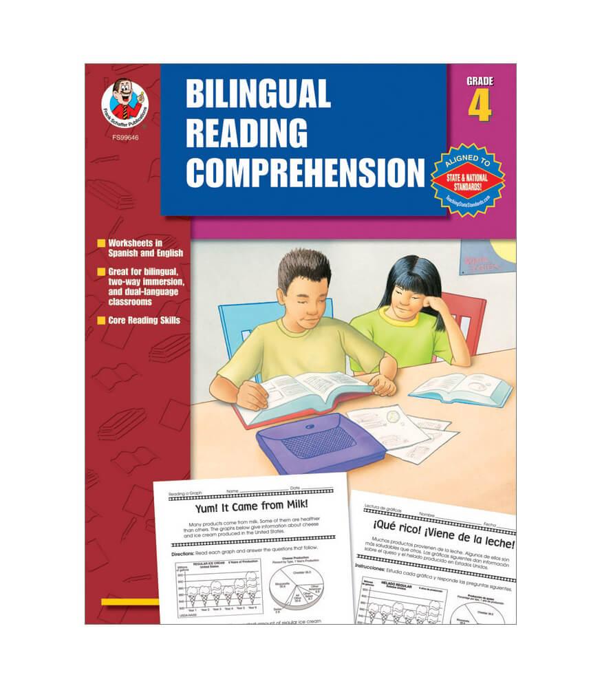 Bilingual Reading Comprehension Resource Book Grade 4