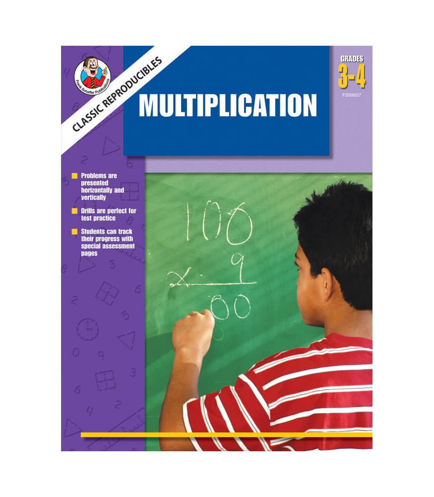 Multiplication Resource Book Product Image