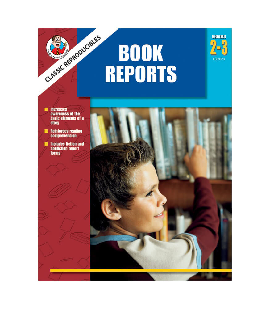 Book Reports Resource Book Product Image