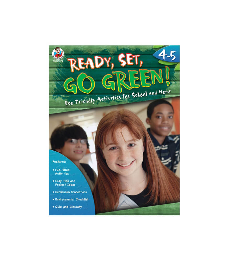 Ready, Set, Go Green! Workbook Product Image