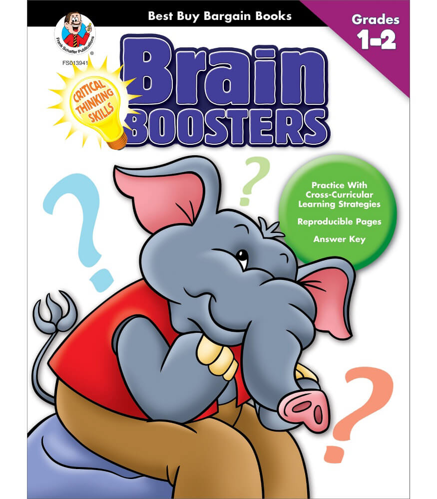 Brain Boosters Workbook Product Image
