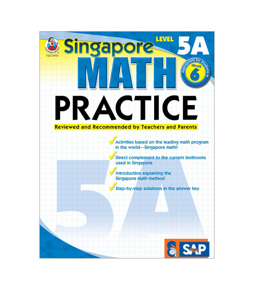 Math Practice Workbook