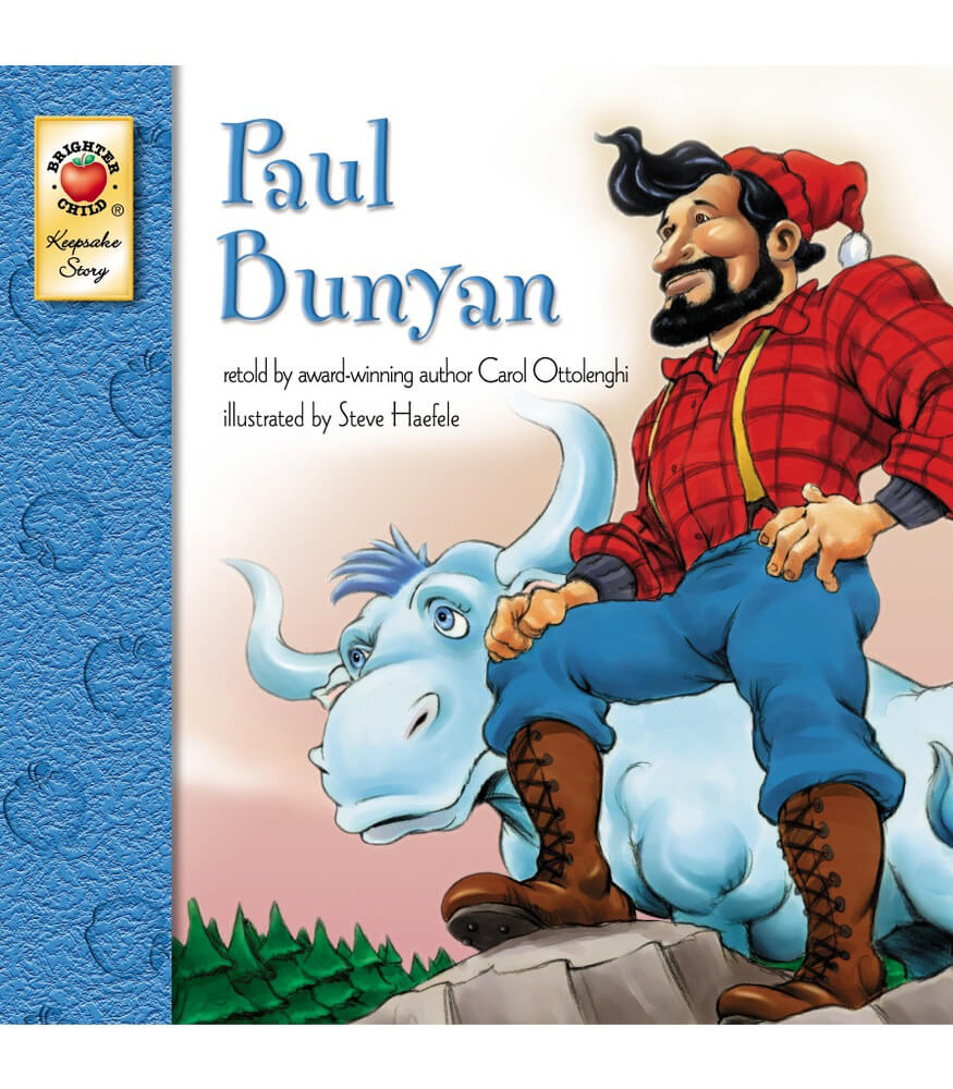 Paul Bunyan Storybook