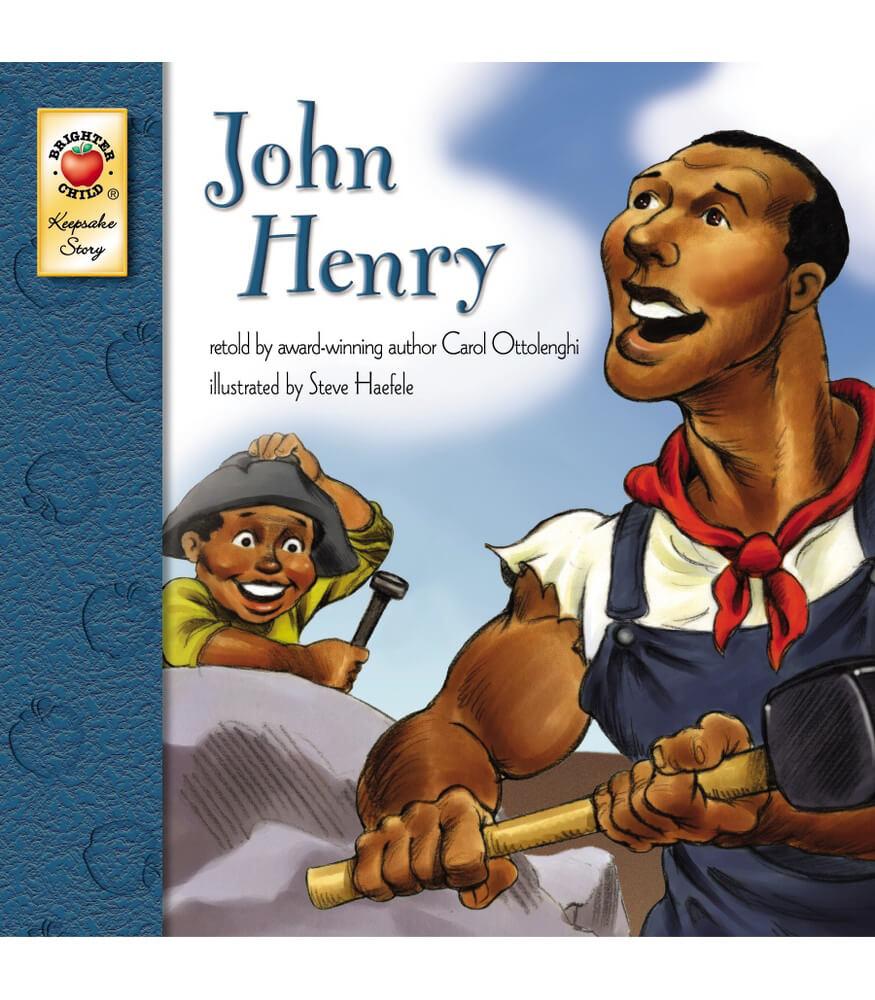 John Henry Storybook Product Image