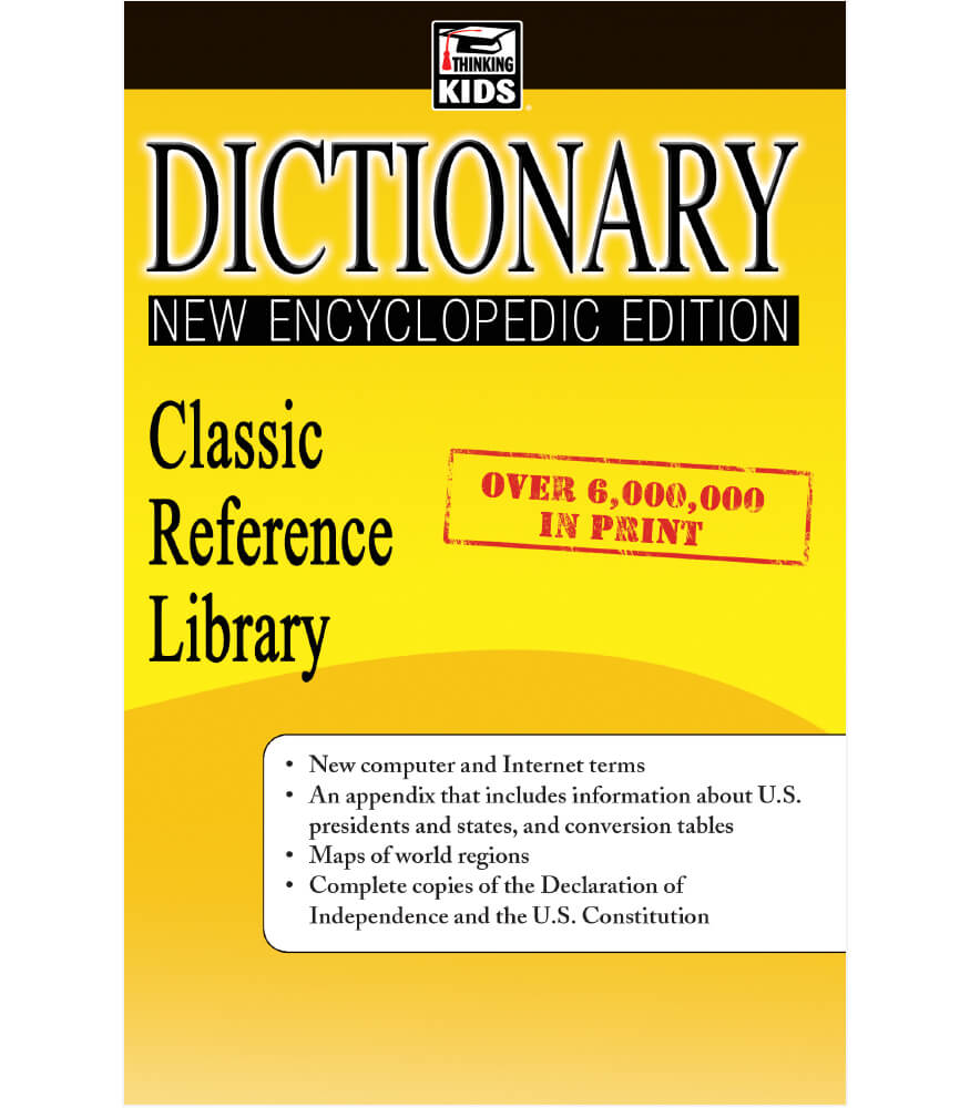 Dictionary Resource Book Product Image
