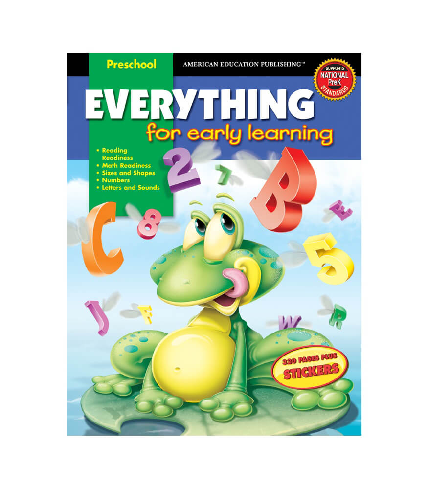Everything for Early Learning Workbook