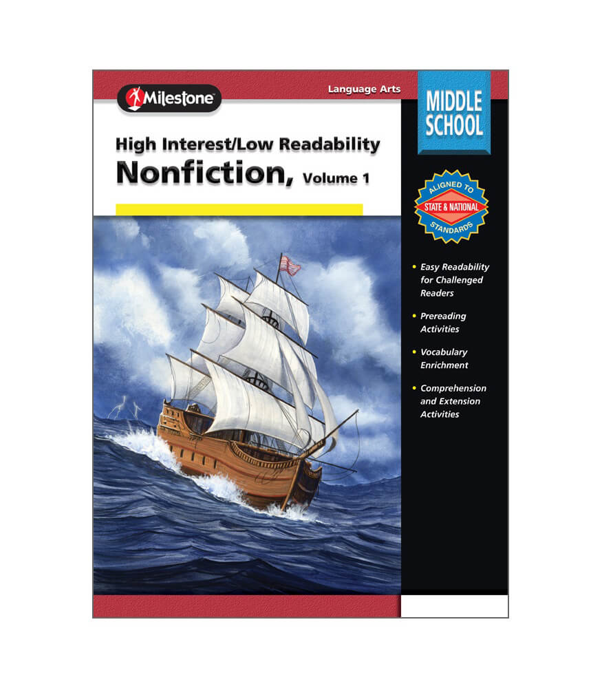 Non-fiction Resource Book Product Image