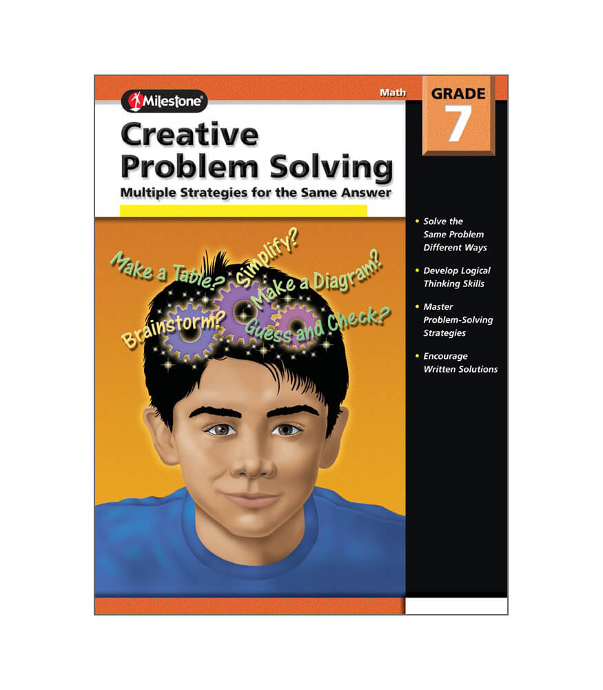 Creative Problem Solving Resource Book Product Image