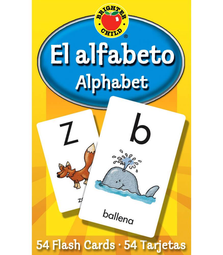 El alfabeto Flash Cards Product Image