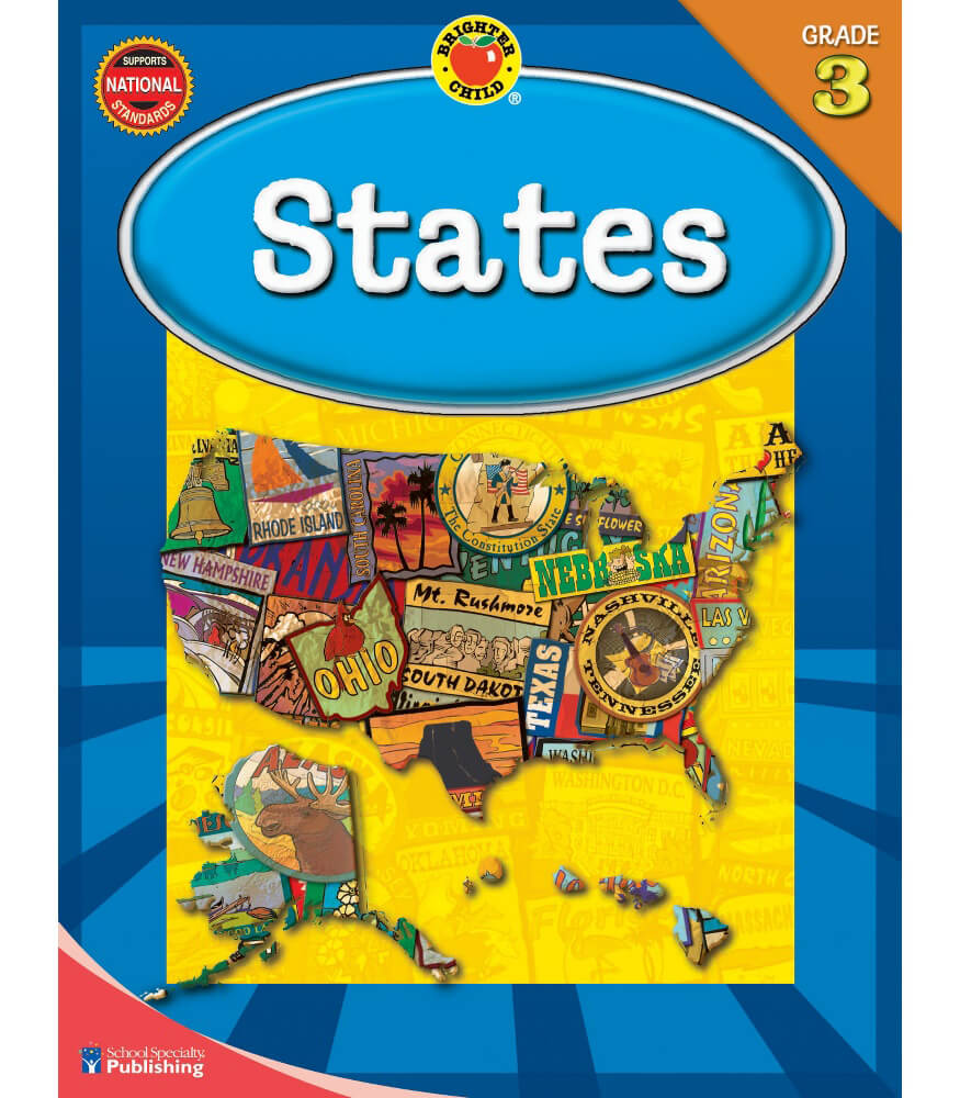States Workbook Product Image