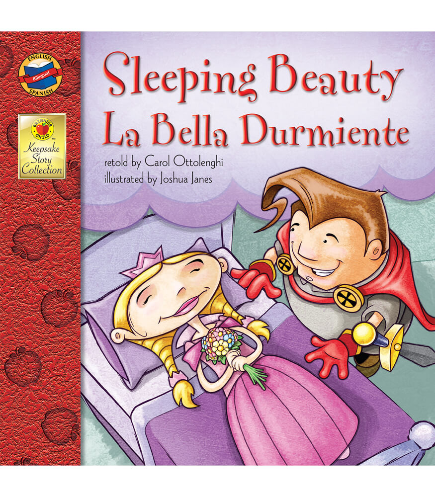 Sleeping Beauty Storybook Product Image