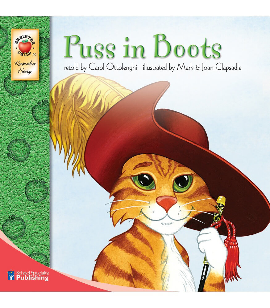 Puss in Boots Storybook Product Image