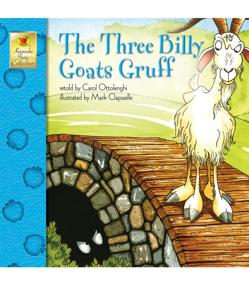 The Three Billy Goats Gruff Storybook Product Image