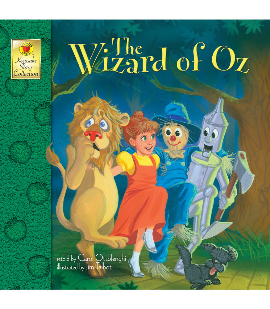 The Wizard of Oz Storybook Product Image
