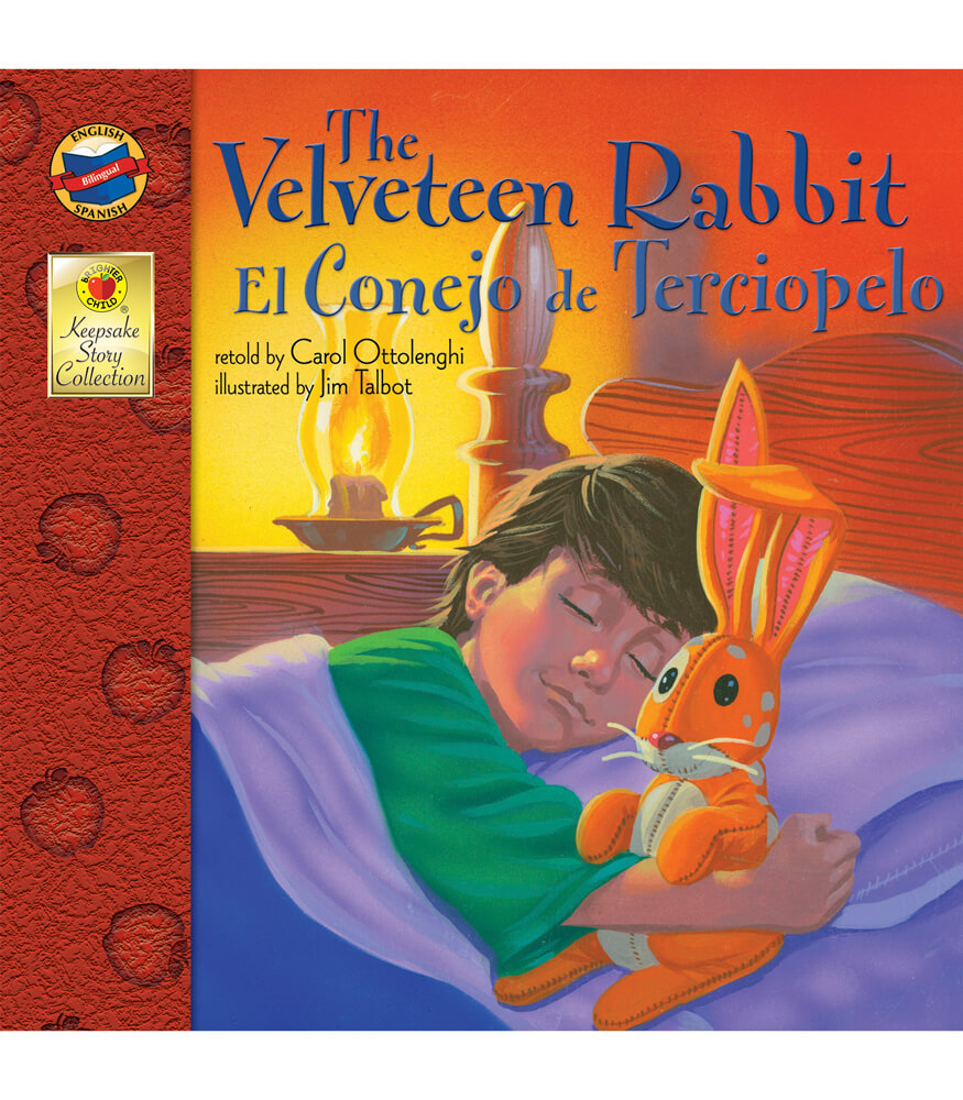 The Velveteen Rabbit Storybook Product Image