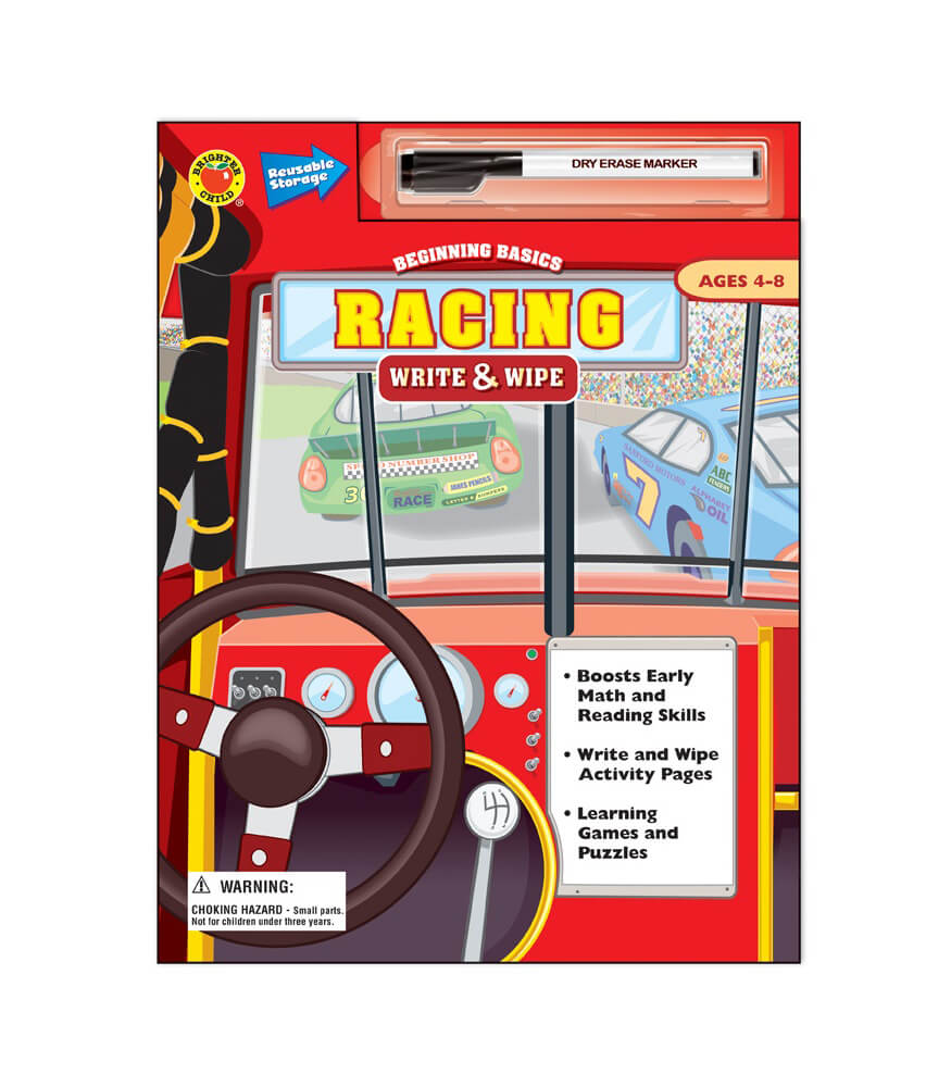 Racing Activity Book Product Image