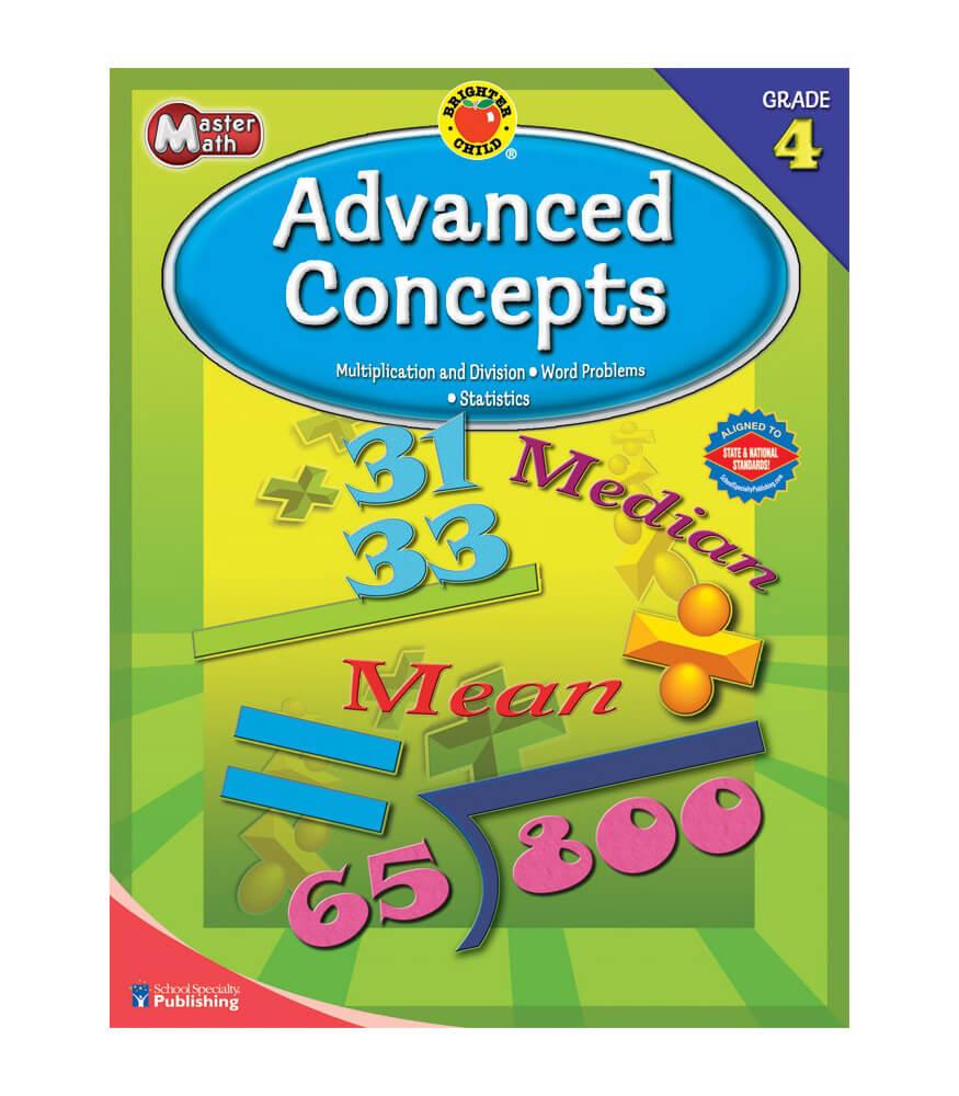 Master Math Workbook Product Image
