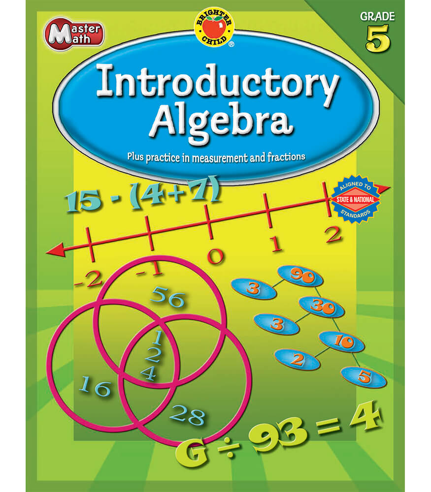 Master Math Workbook Product Image