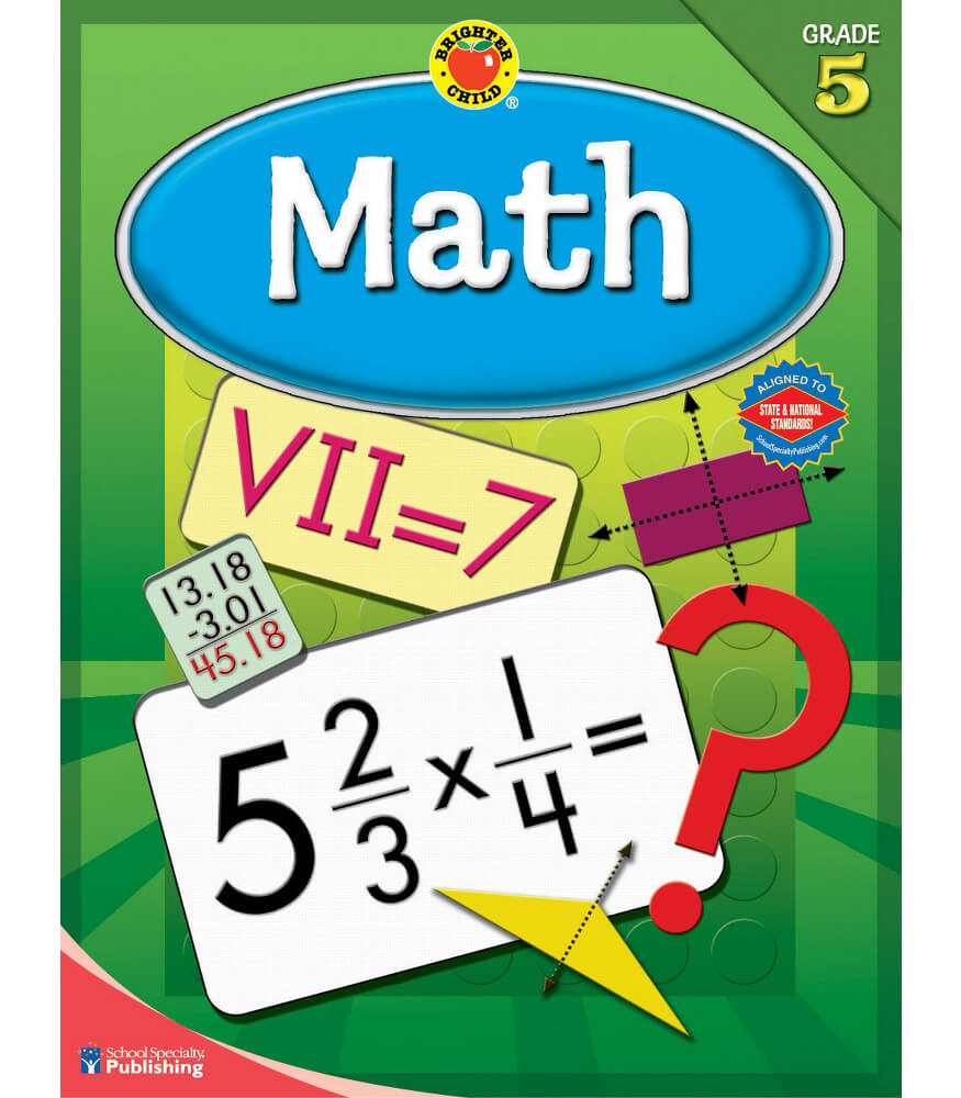 Math Workbook